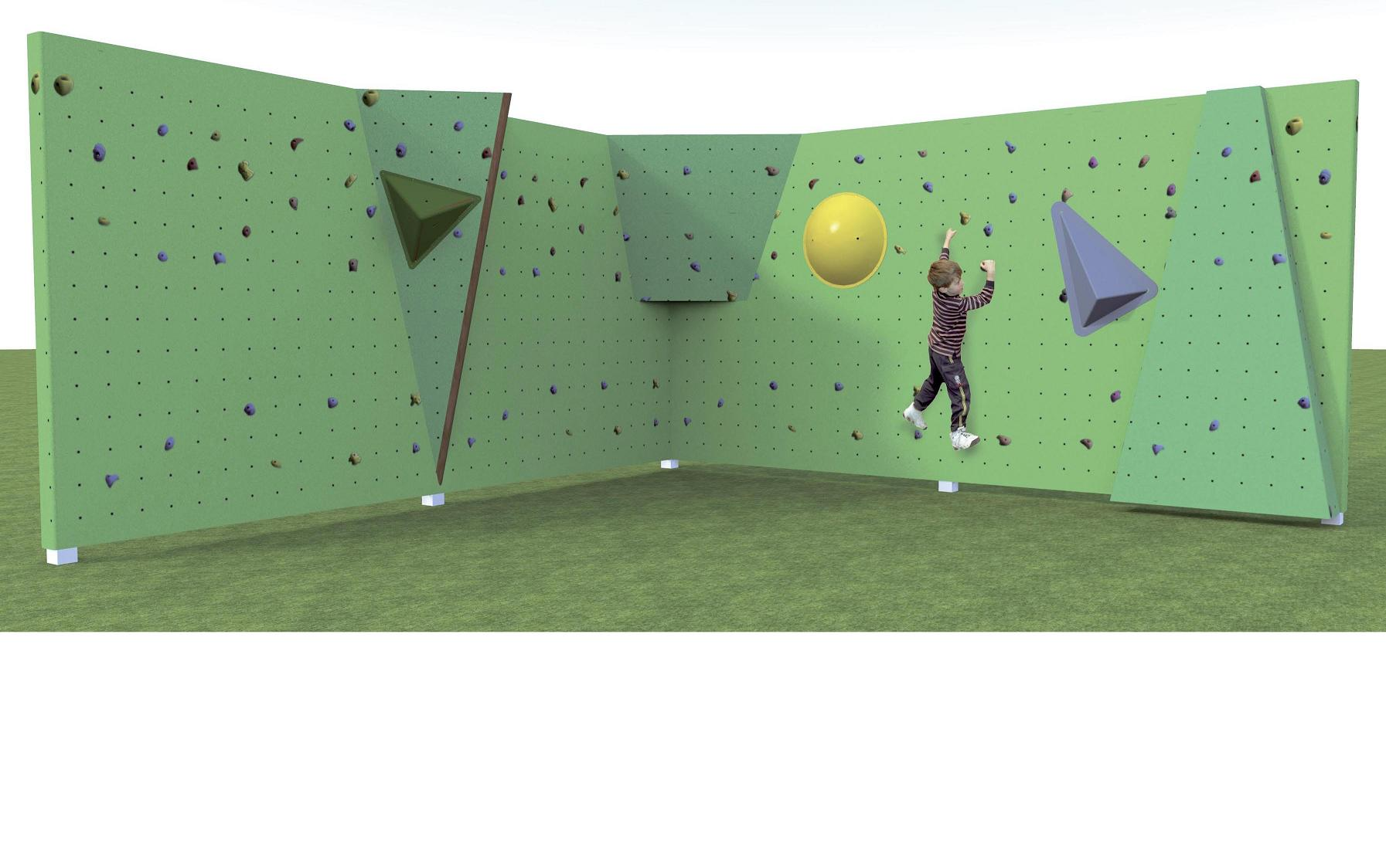Rock Wall Design : Climbing Wall View Wall design Low Rope course. View Course design